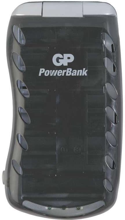 GP B0019 (černá) - powerbanka