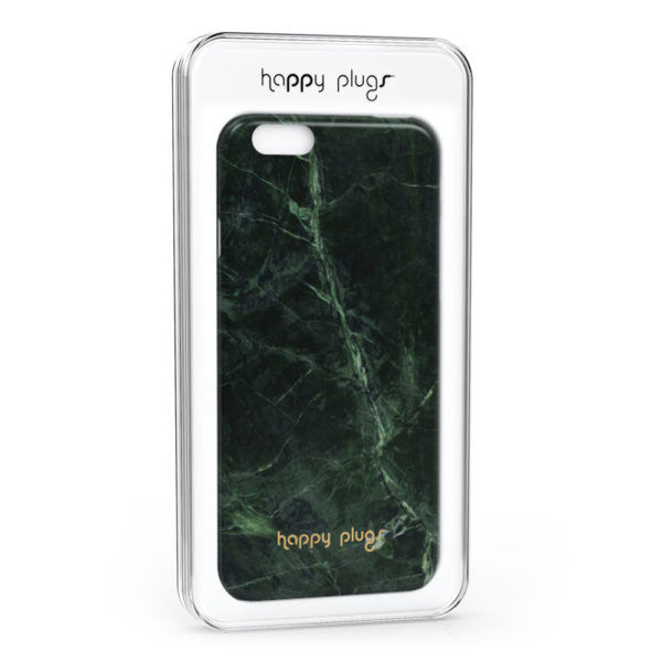 Happy Plugs Unik pro Apple iPhone 6 (jade mramor)