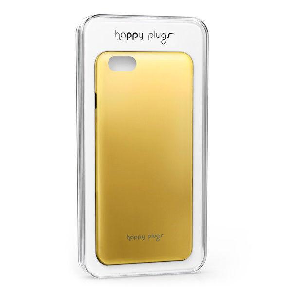 Happy Plugs Deluxe iPhone 6/6S (slim zlatý)