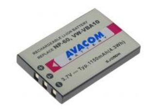Avacom DIFU-NP60-053 - Baterie pro foto