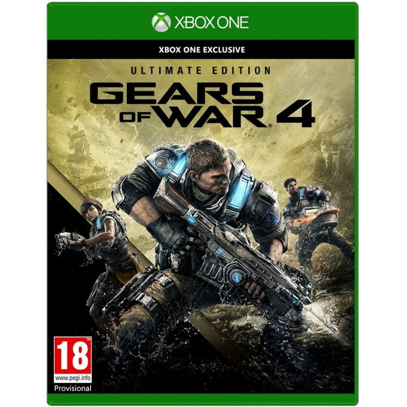 XBOX ONE - Gears of War 4 (Ultimate Edition)