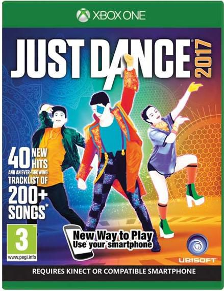Just Dance 2017 Unlimited - Xbox One hra