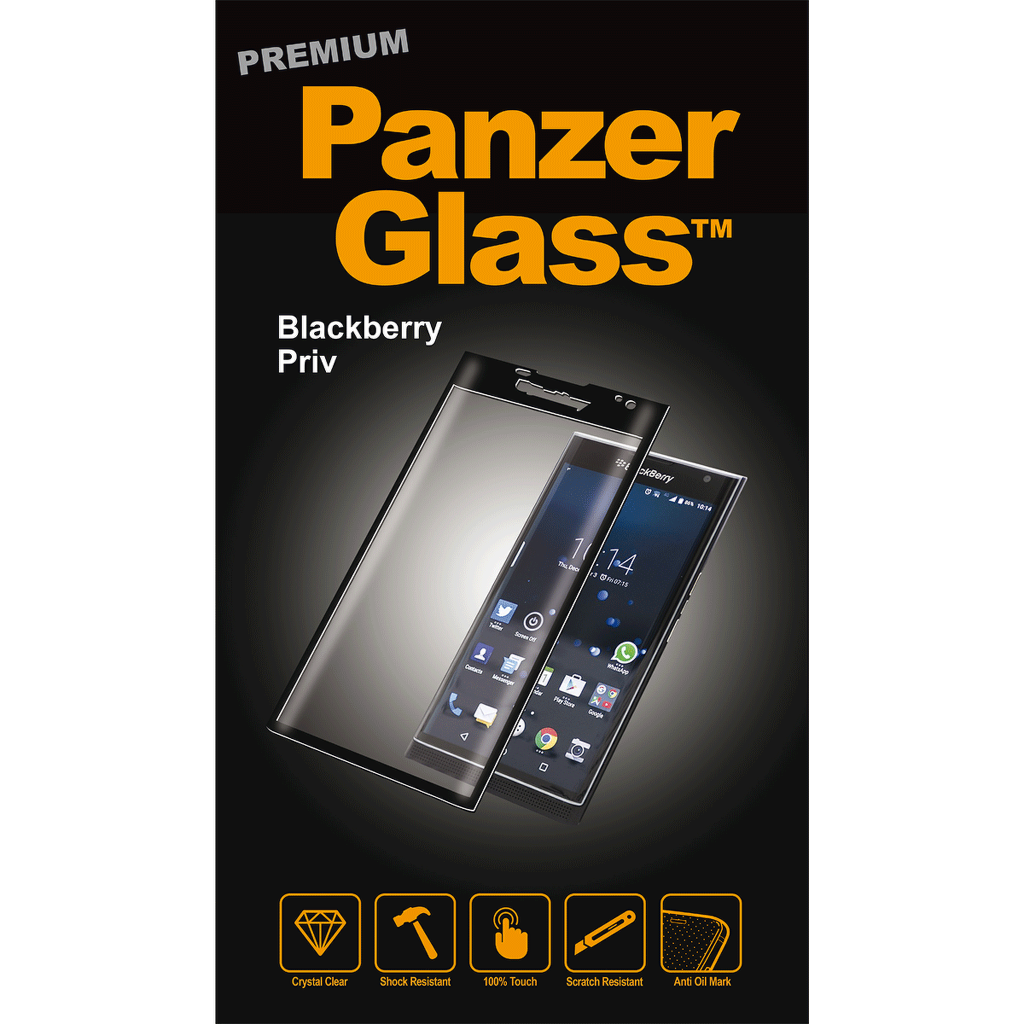 PanzerGlass 1092 sklo na Blackberry Privacy