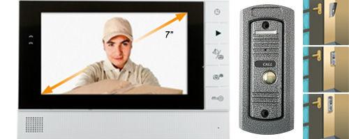 Somogyi DPV 25, Sada videotelefonu