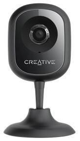 Creative Live! Smart HD (černá) - IP kamera