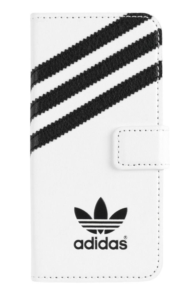Adidas pouzdro pro Apple iPhone 5/5s (bílé)