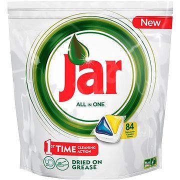 Jar Yellow 84 ks - tablety do myčky nádobí