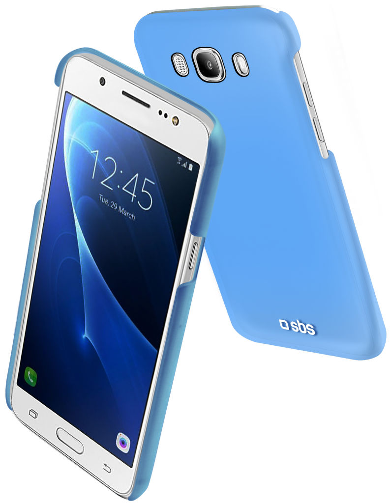 SBS pouzdro pro Samsung Galaxy J5 2016 (modré), TEFEELSAJ516B
