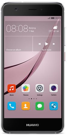Huawei Nova Dual SIM titanově šedý