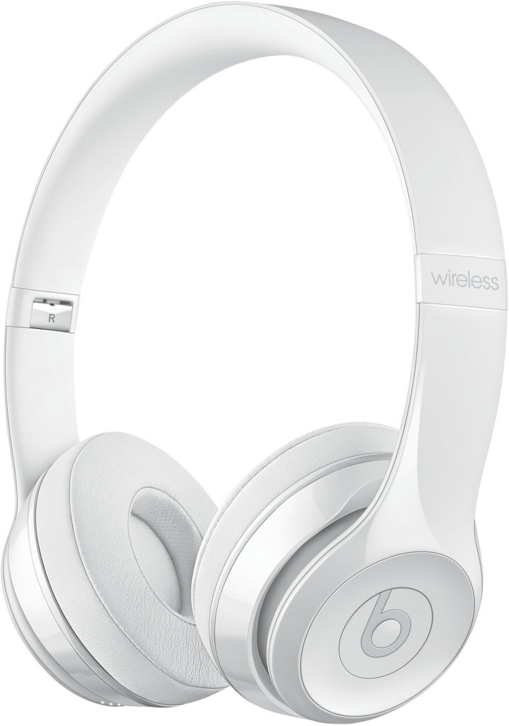 Beats Solo3 Wireless bílá