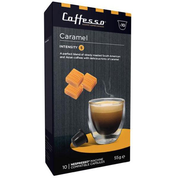 Cafesso Nespresso Caramel (10ks)