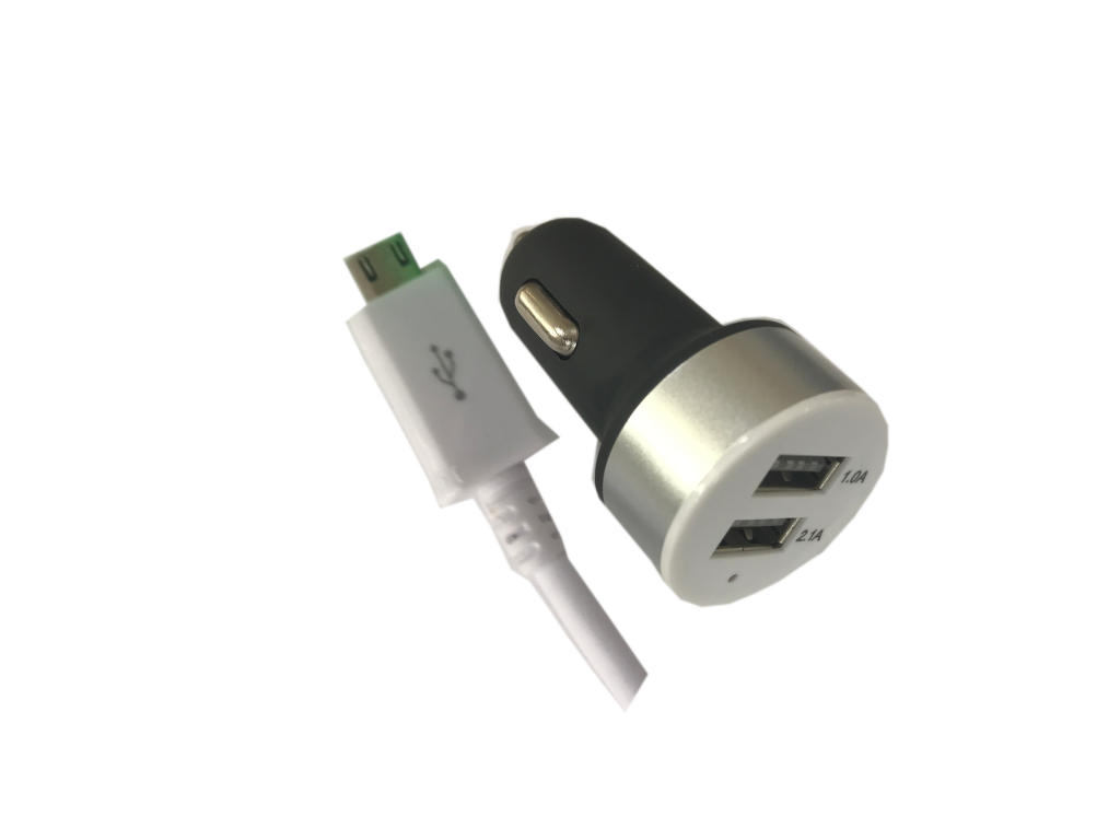 Carneo C101MS + micro USB kábel 2A (mix barev)