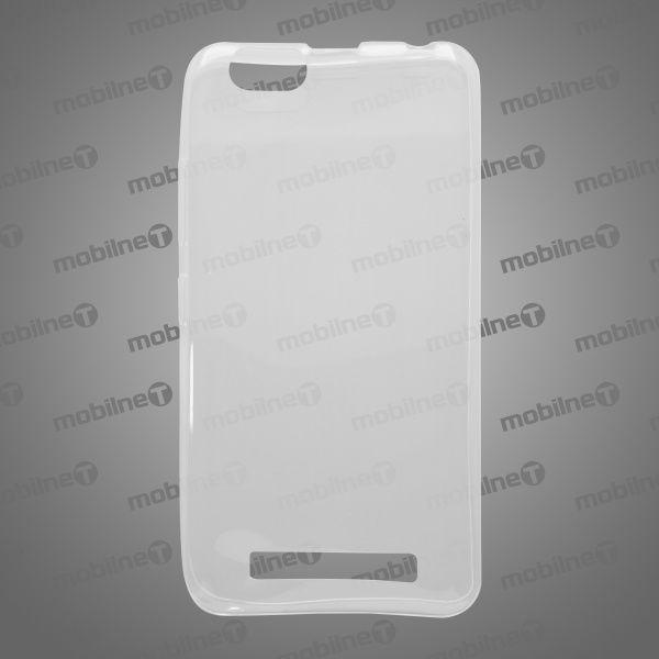 MOBILNET pouzdro pro Lenovo Vibe C (transparent)