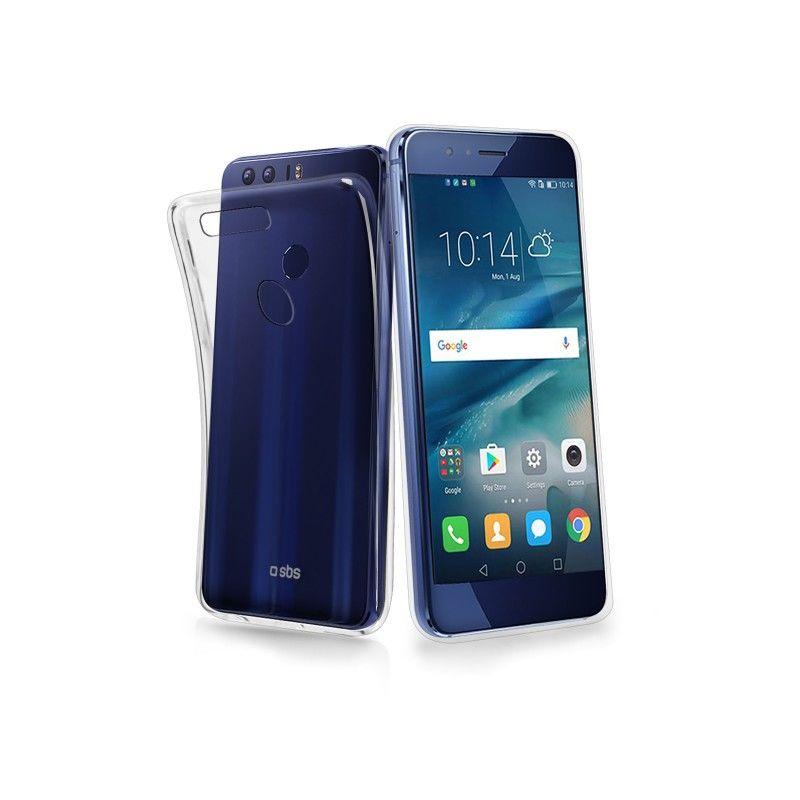 SBS Huawei Honor 8 Pouzdro na mobil (průhledné)