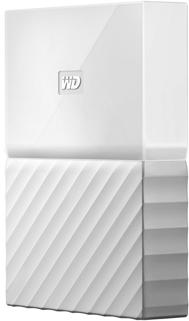 "WD My Passport 2,5"" 2TB USB 3.0 (bíly)"