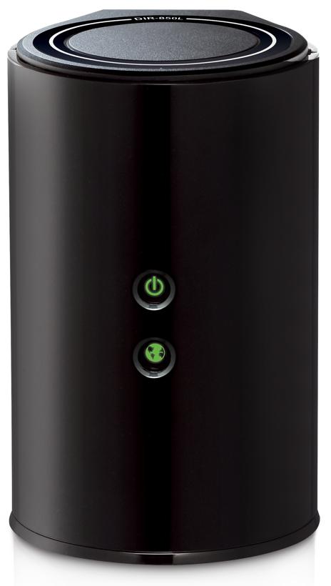D-Link DIR-850L AC1200 (černý)