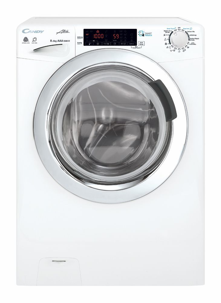 CANDY GVSW 585TWHC-S, pračka se sušičkou