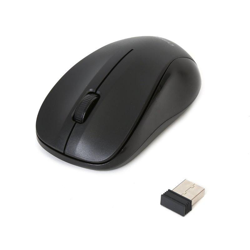 Omega OM-412 Wireless černá
