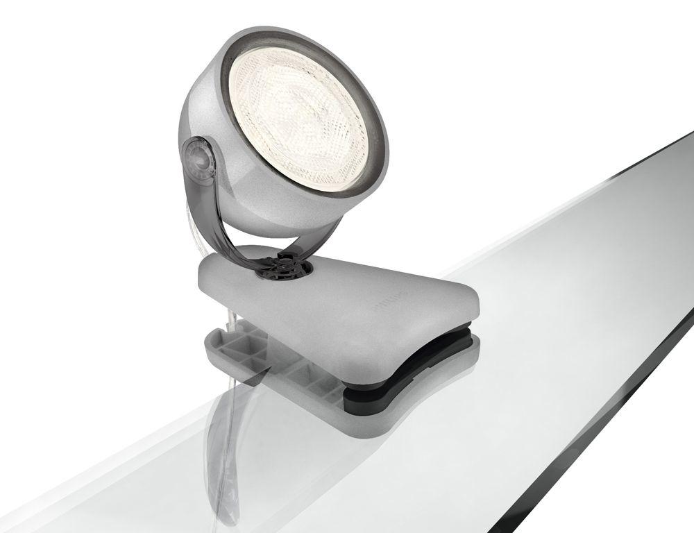 Philips Dyna bodové LED světlo 1 x 4W 230V (šedé)