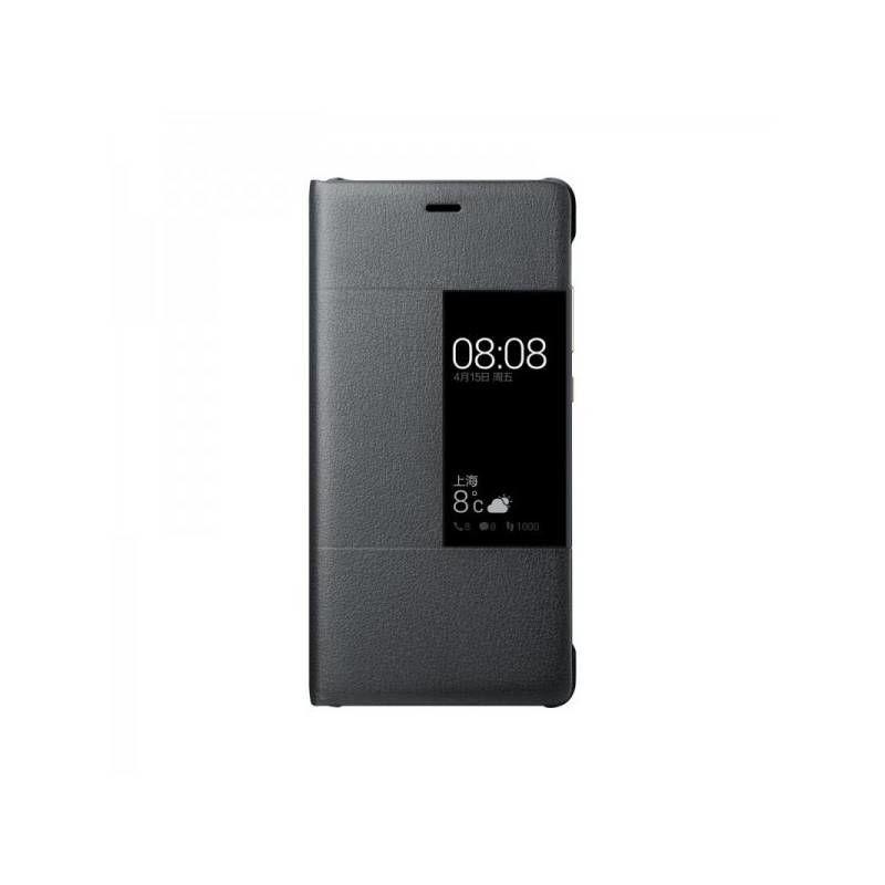 Huawei P9 Plus šedé pouzdro na mobil