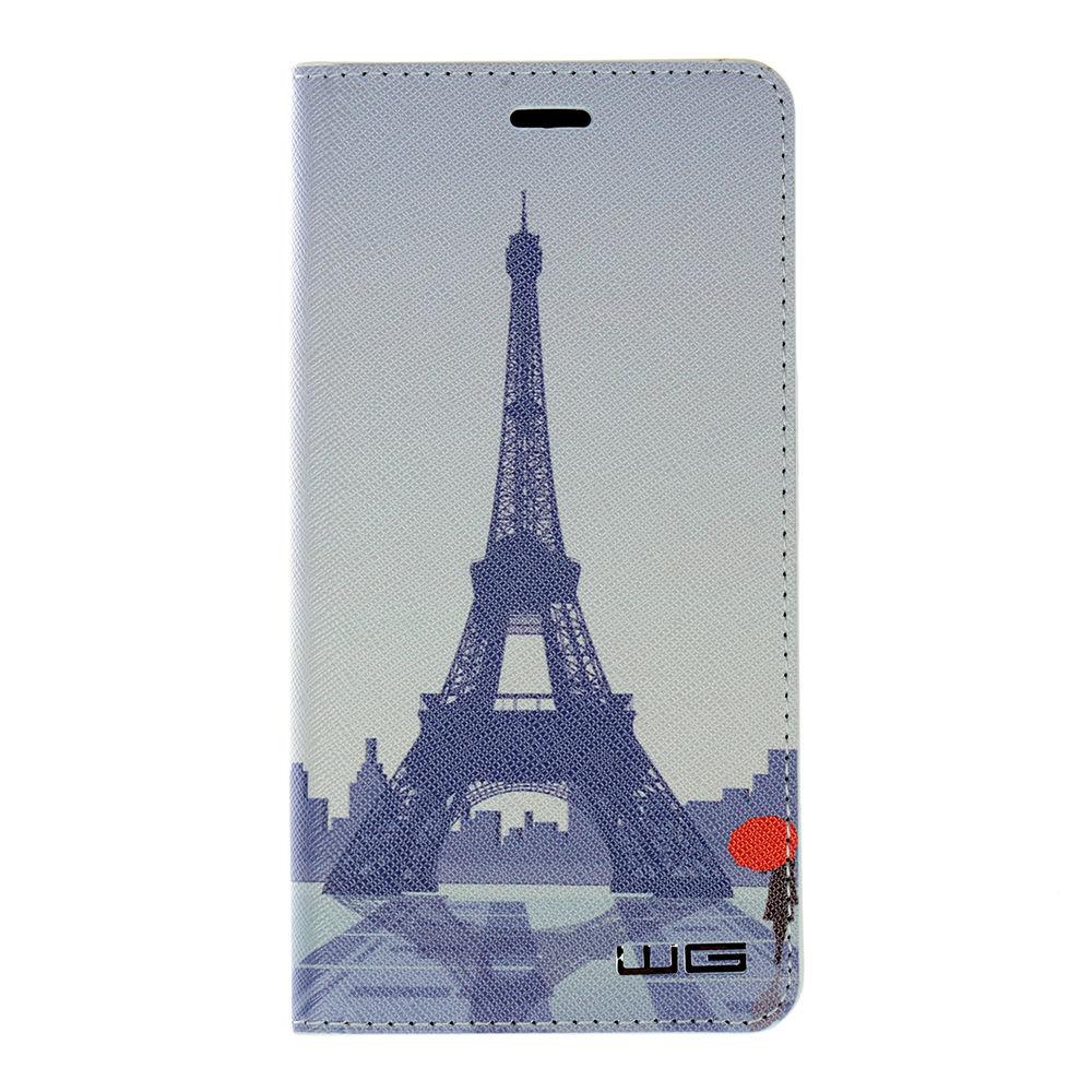 Winner Galaxy A3 2017 Eiffel pouzdro flipbook