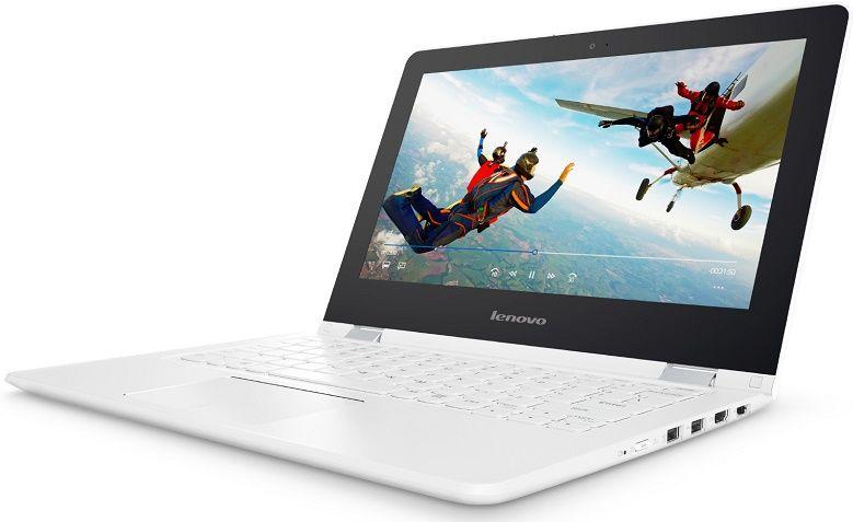 Lenovo Yoga 300-11IBR 80M100SNCK bílý
