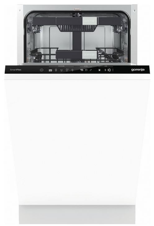 gorenje gv56210 pln integrovan vestavn my ka n dob 45 cm. Black Bedroom Furniture Sets. Home Design Ideas