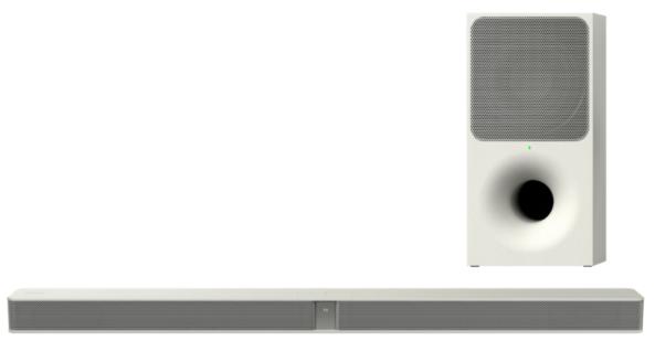 Sony HT-CT291 bílý