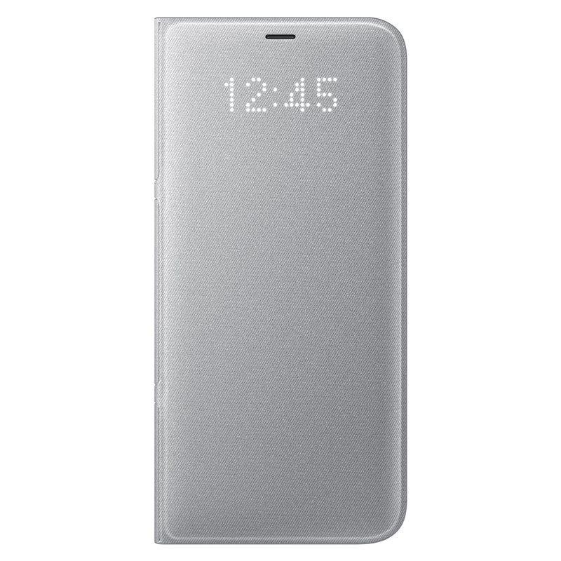 Samsung LED View EF-NG955 Galaxy S8+ stříbrné