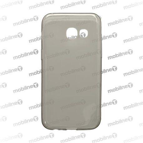 Mobilnet Gumové pouzdro pro Samsung Galaxy A3 2017 šedé