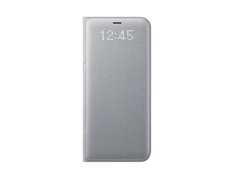 Samsung LED View EF-NG950PS Galaxy S8 stříbrné