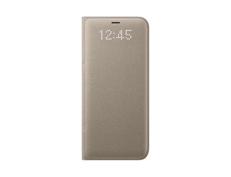 Samsung LED View EF-NG950PF Galaxy S8 zlaté