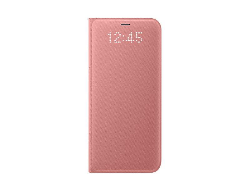 Samsung LED View EF-NG950PP Galaxy S8 růžové