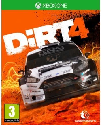 DiRT 4 - Xbox One hra