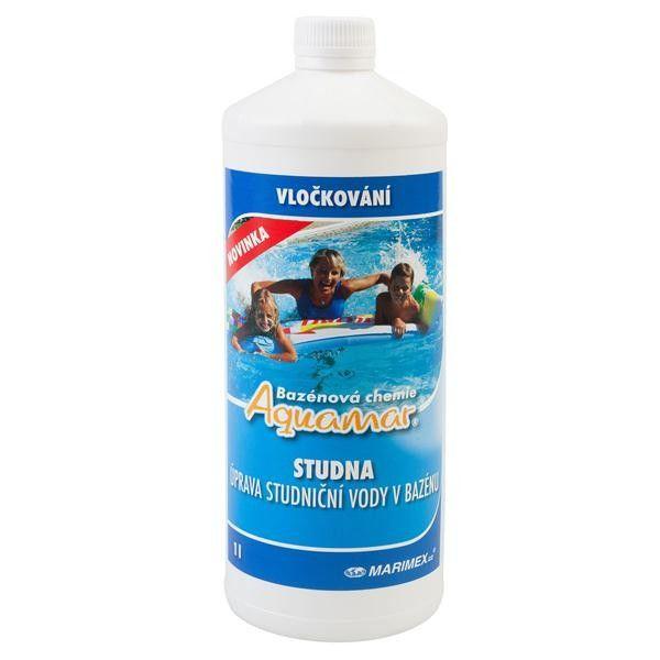 Marimex Aquamar Studna 1L bazénová chemie