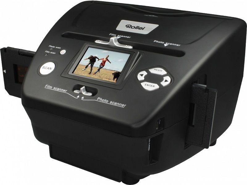 Rollei DF-S 240 SE skener na filmy a diapozitívy