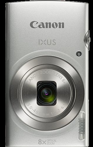 Canon IXUS 185 Essential Kit stříbrný