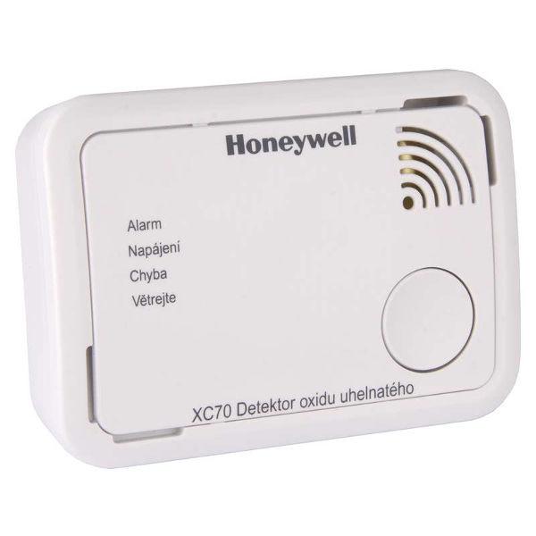 Honeywell XC70-CS hlásič oxidu uhelnatého