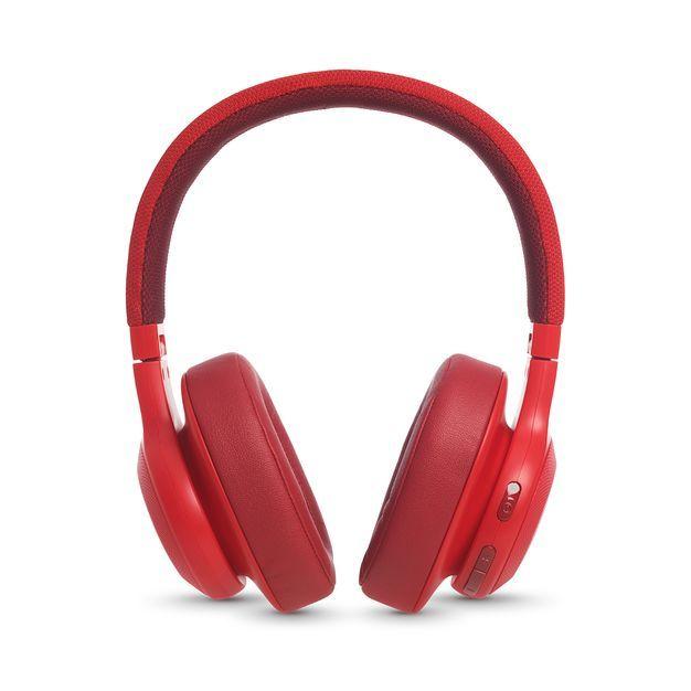 JBL E55BT červené