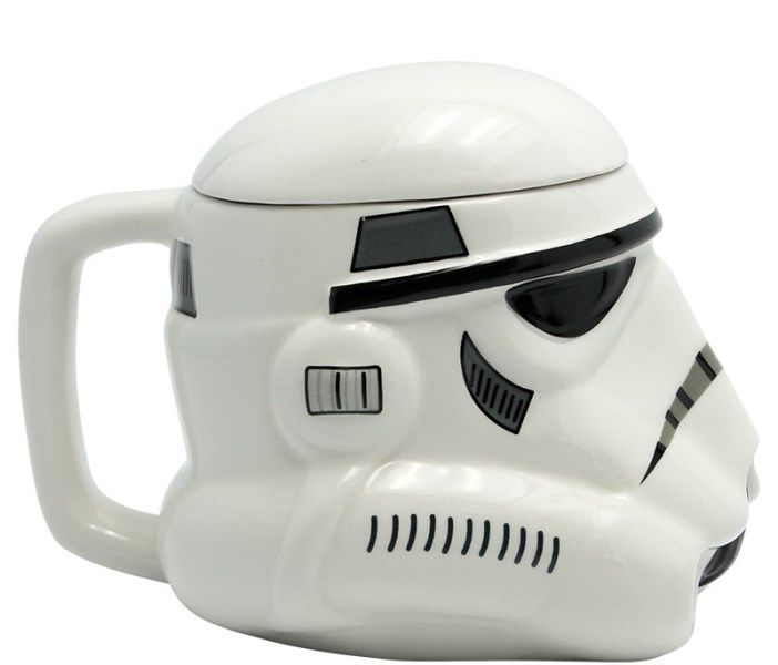 Star Wars Stormtrooper 3D hrnek (300ml)