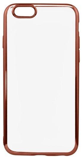 Mobilnet Gumové pouzdro pro iPhone 6 měděné