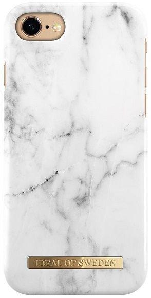 Ideal of Sweden bílé pouzdro na Apple iPhone 7