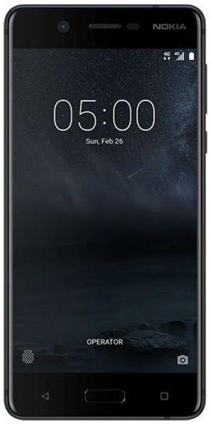 Nokia 5 Dual SIM černý + dárek Nokia Sport Stereo Headset WH-501, černý zdarma