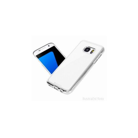 Mercury Goospery Ring 2 Jelly pouzdro pro Samsung Galaxy S8 stříbrné