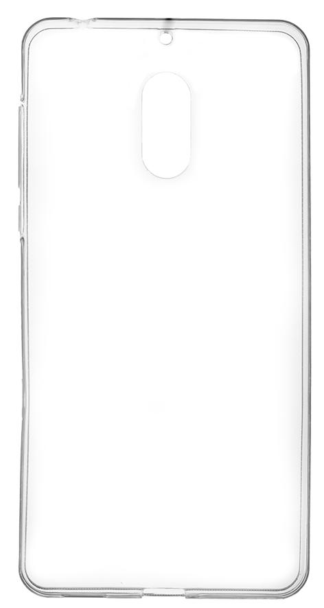 Winner Pouzdro TPU pro Nokia 6 transparentní