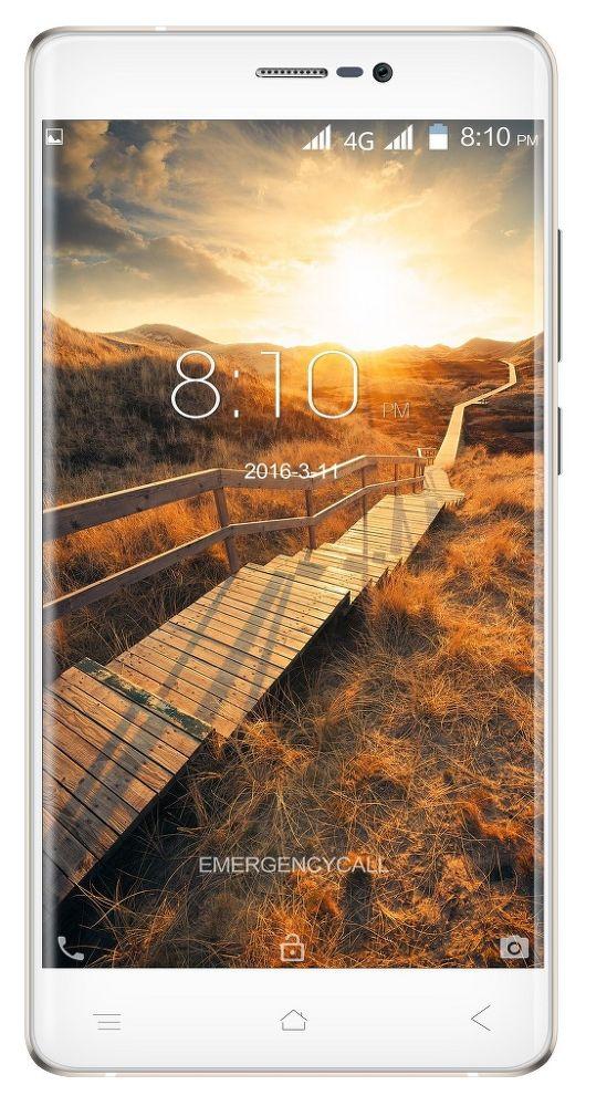 iGet Blackview A8G Max Dual SIM zlatý
