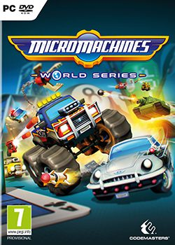 Micro Machines PC hra
