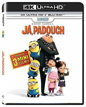 Já, padouch - 2xBD (Blu-ray + 4K UHD film)