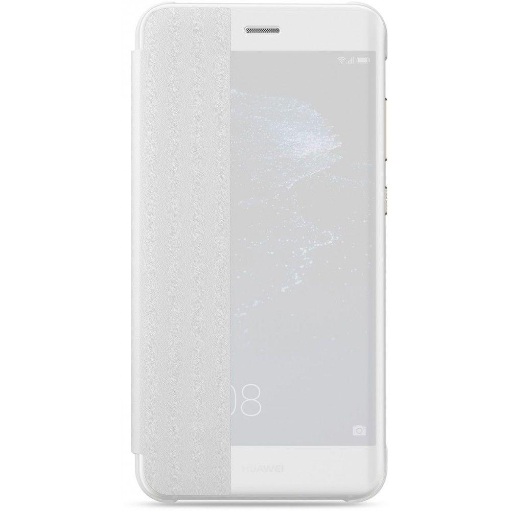 Huawei P10 Lite flipové bílé pouzdro