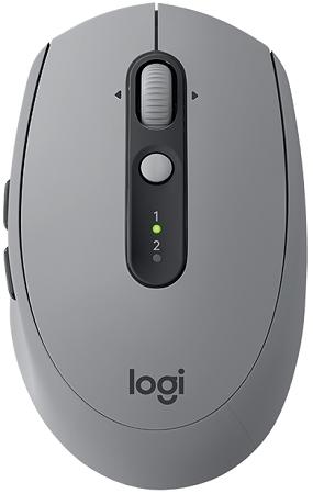 Logitech M590 MD šedá